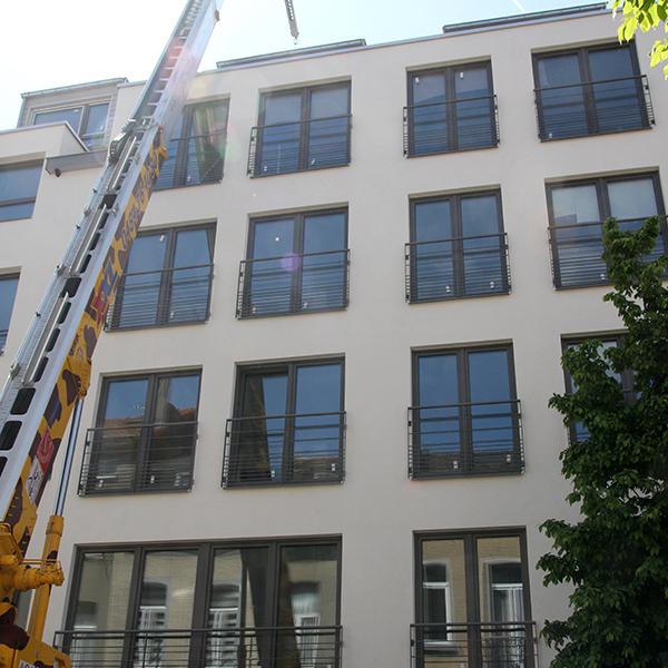 Construction maison Schaerbeek